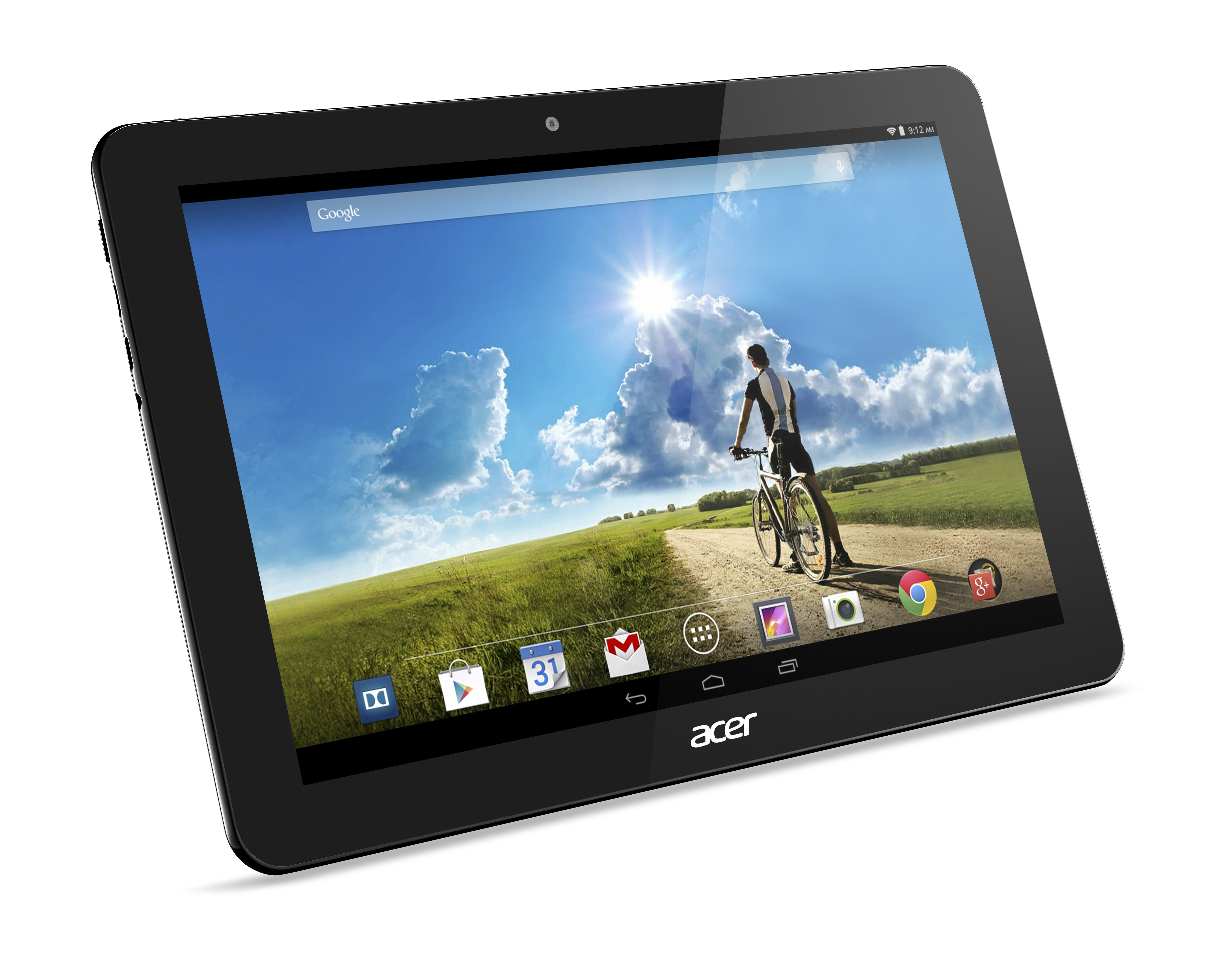acer launches 150 windows tablet upgrades android. Black Bedroom Furniture Sets. Home Design Ideas