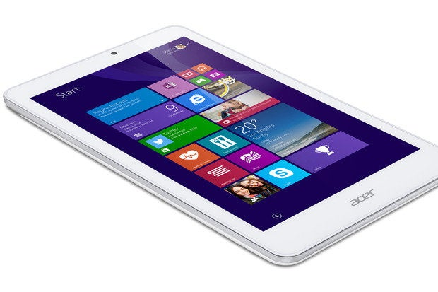 Acer iconia tab 8 flat windows