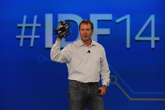 intel developer forum 2014 idf2014 skaugen wireless charging