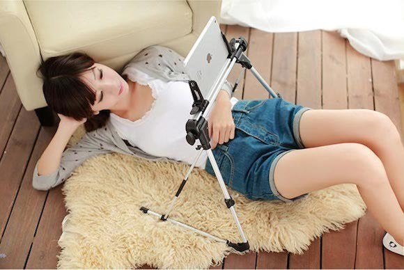 ipad iphone galaxy note tablet bed sofa stand