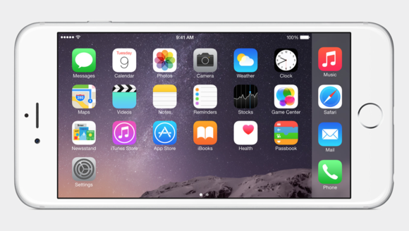 iPhone 6 Plus Display is the best there is (well, almost)