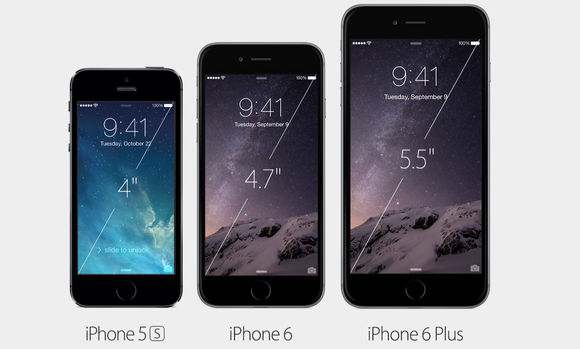 iphone 6 size comparison