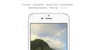 iphone6 camera header