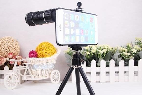 iphone 6 12x telephoto lens