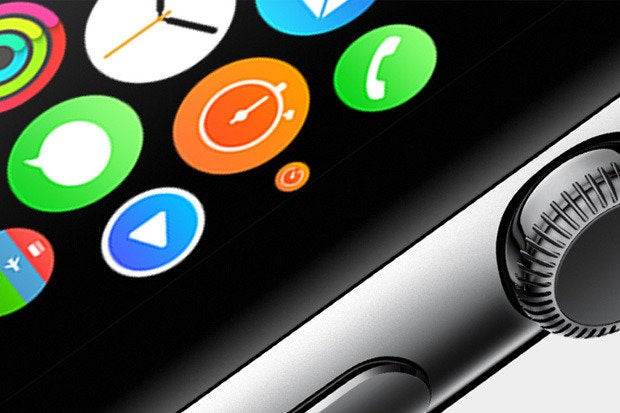 Salesforce partners on enterprise Apple Watch apps