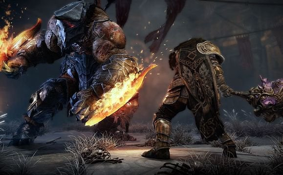 lords of the fallen hero
