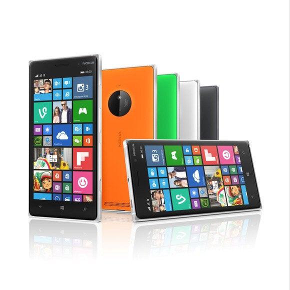 Microsoft lumia 830 1