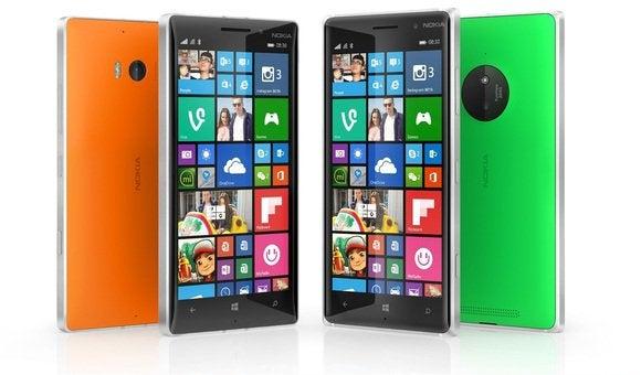lumia 830 lumia 735 microsoft ifa