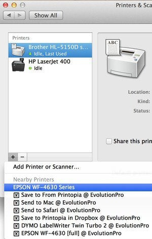 mac printer drivers 4