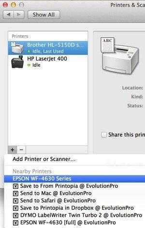 mac printer drivers 4