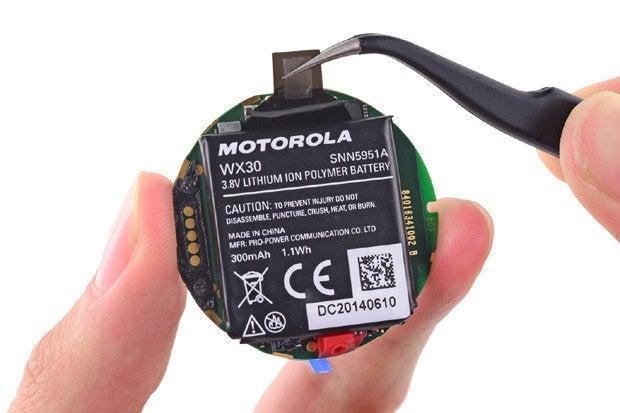 Moto 360 Battery Controversy