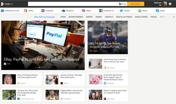 Bye Bing Microsoft S Windows Apps Rebranded As Msn Pcworld