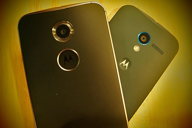 New Moto X vs. Original: Camera Shootout