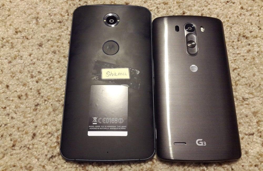 5f81f71f7e Shamu  may be Google s giant Nexus phone