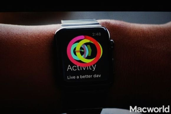 Apple Watch fitness apps