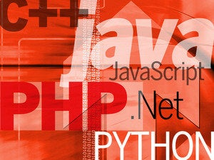 programming languages C++ Java PHP .Net Python JavaScript