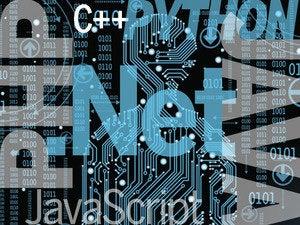 C++ Java PHP .Net Python JavaScript code digital