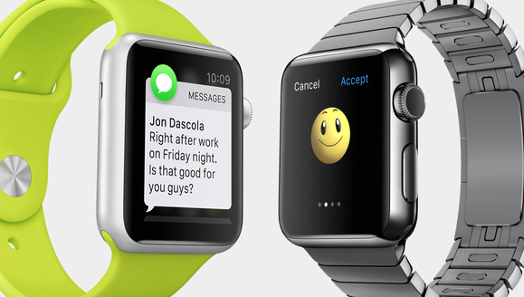Meet The Apple Watch Smart Watch