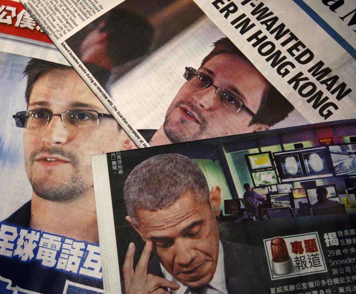 Edward Snowden news reports