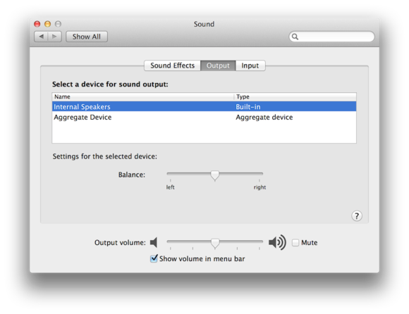 Turn it up to 11: How and when to use OS X's advanced audio