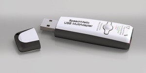 SpeechMatic USB adapter