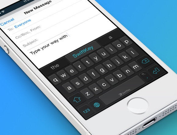 swiftkey screenshot 3