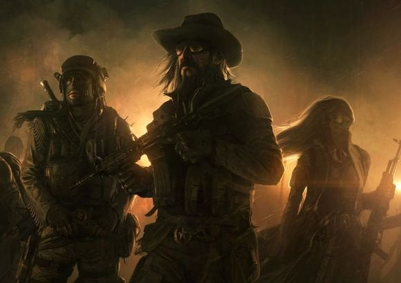 wasteland rangers