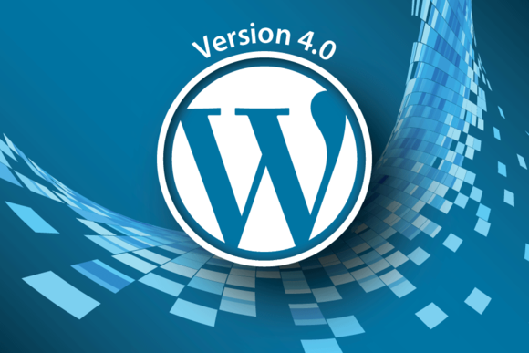 WordPress 4.0 logo