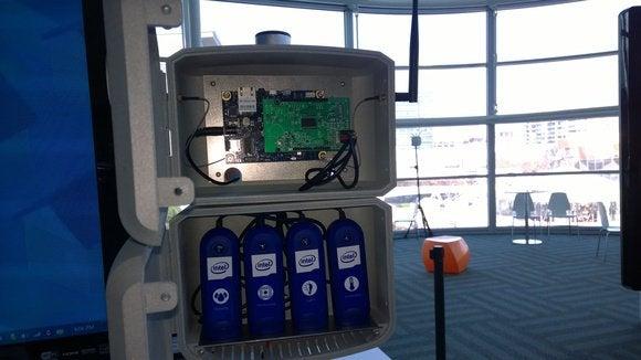 IDF air sensors