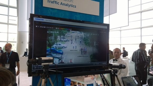 IDF video surveillance