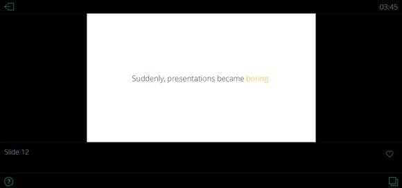 zoho showtime slide sept 2014