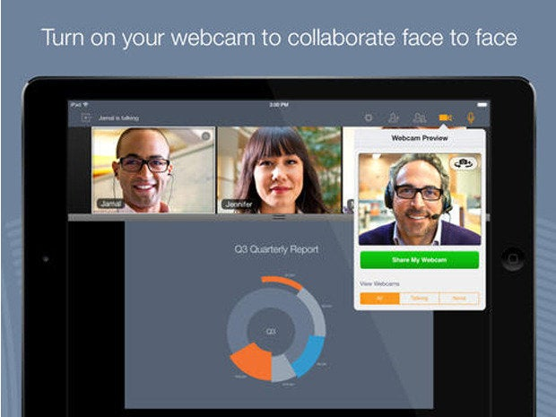 12 gotomeeting ipad