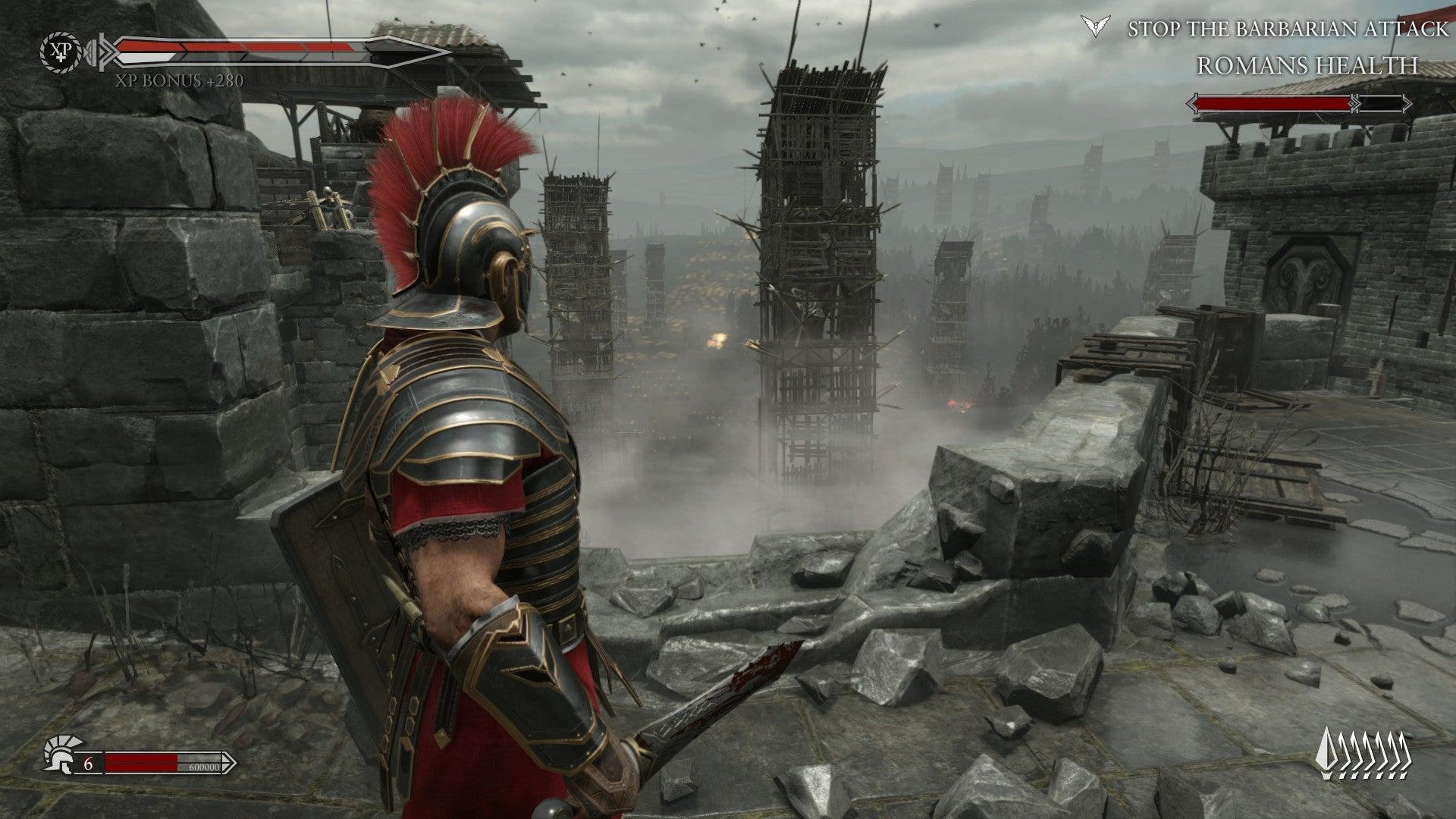 Rome Game