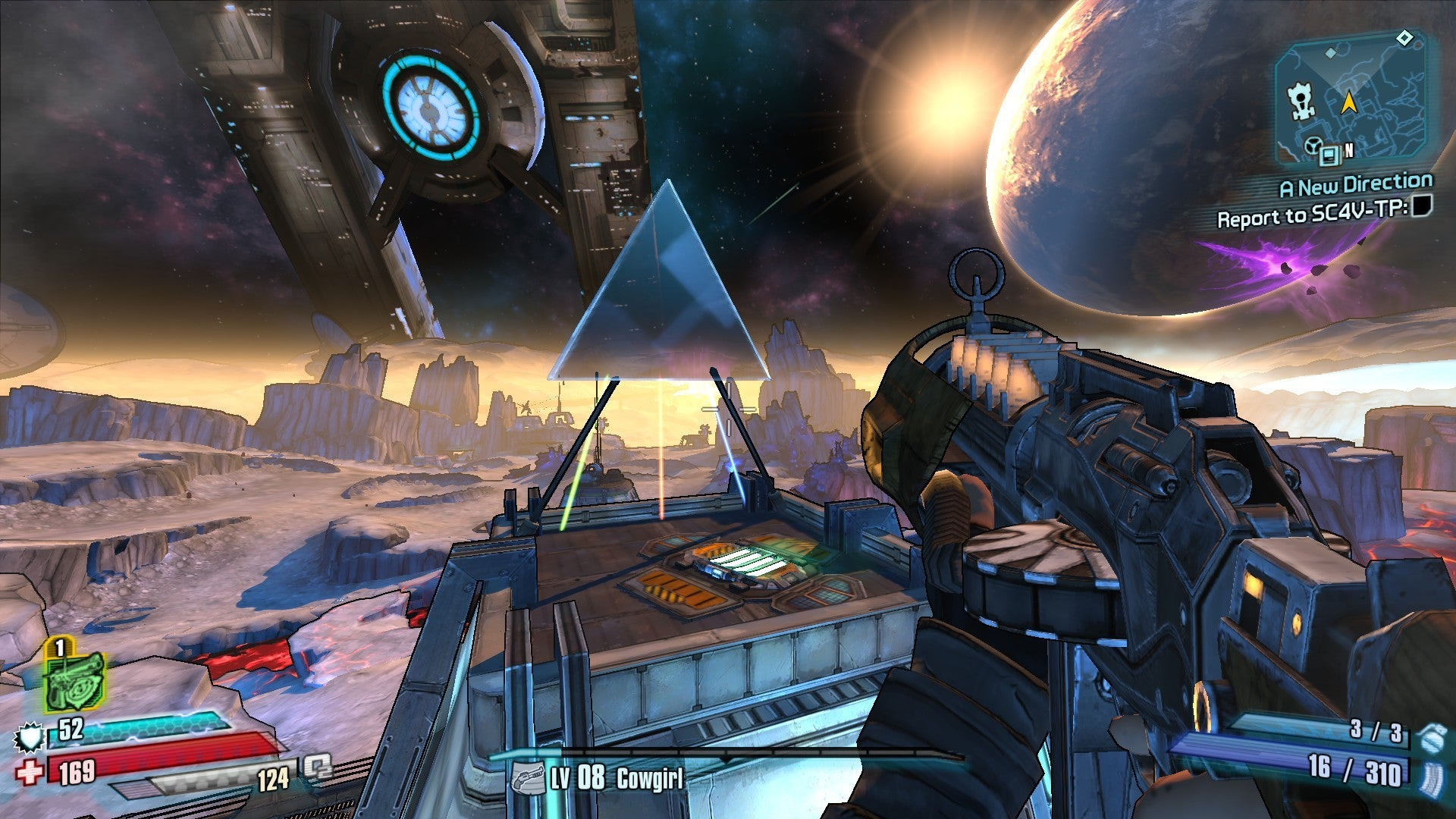 Borderlands: The Pre-Sequel review: Borderlands 2 in space ... Borderlands Pre Sequel