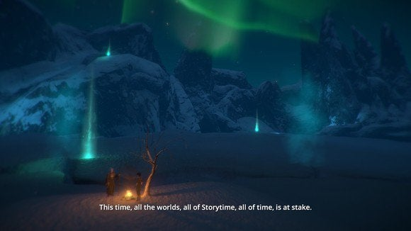 Dreamfall: Chapters