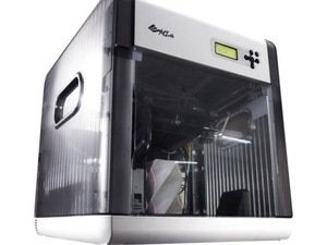 XYZprinting all-in-one 3D printer