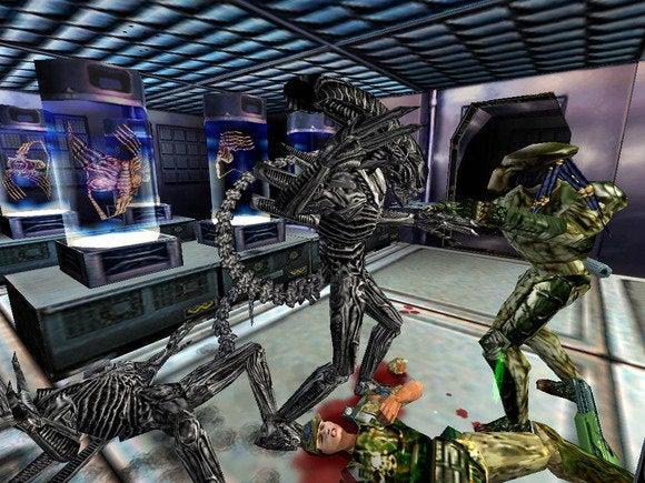 alien versus predator classic