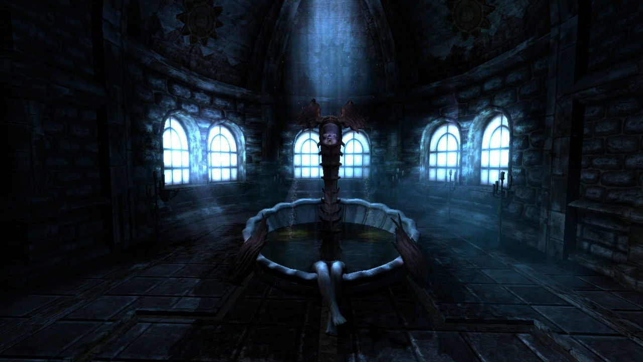 20 terrifying pc horror games to play with the lights off pcworld. Black Bedroom Furniture Sets. Home Design Ideas