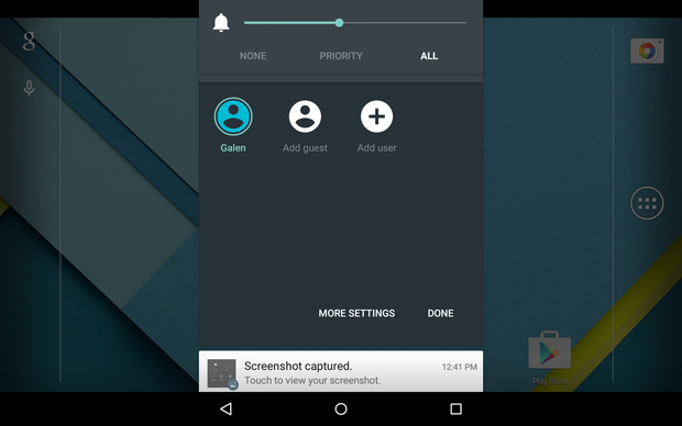 Android 5.0 Lollipop users and notifications