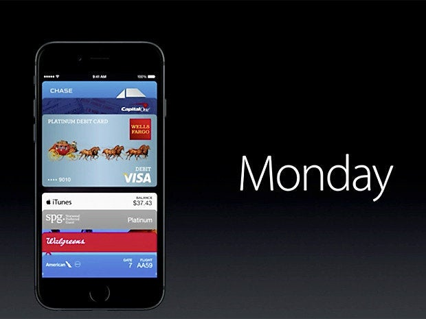 apple pay monday