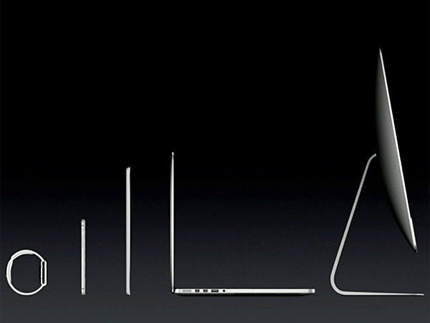 apple product line up