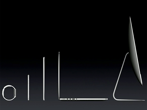 Apple product line 2014