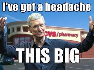 Apple Pay-ing the price.