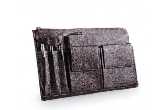 artfire leather ipad