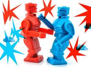 Python vs. R: The battle for data scientist mind share