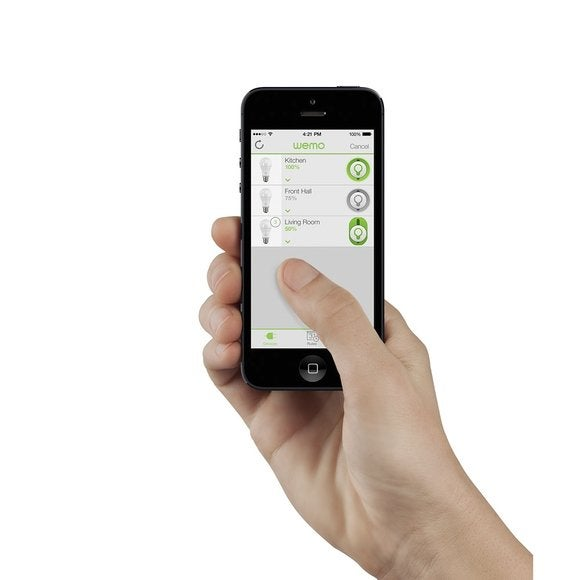 belkin wemo ios app