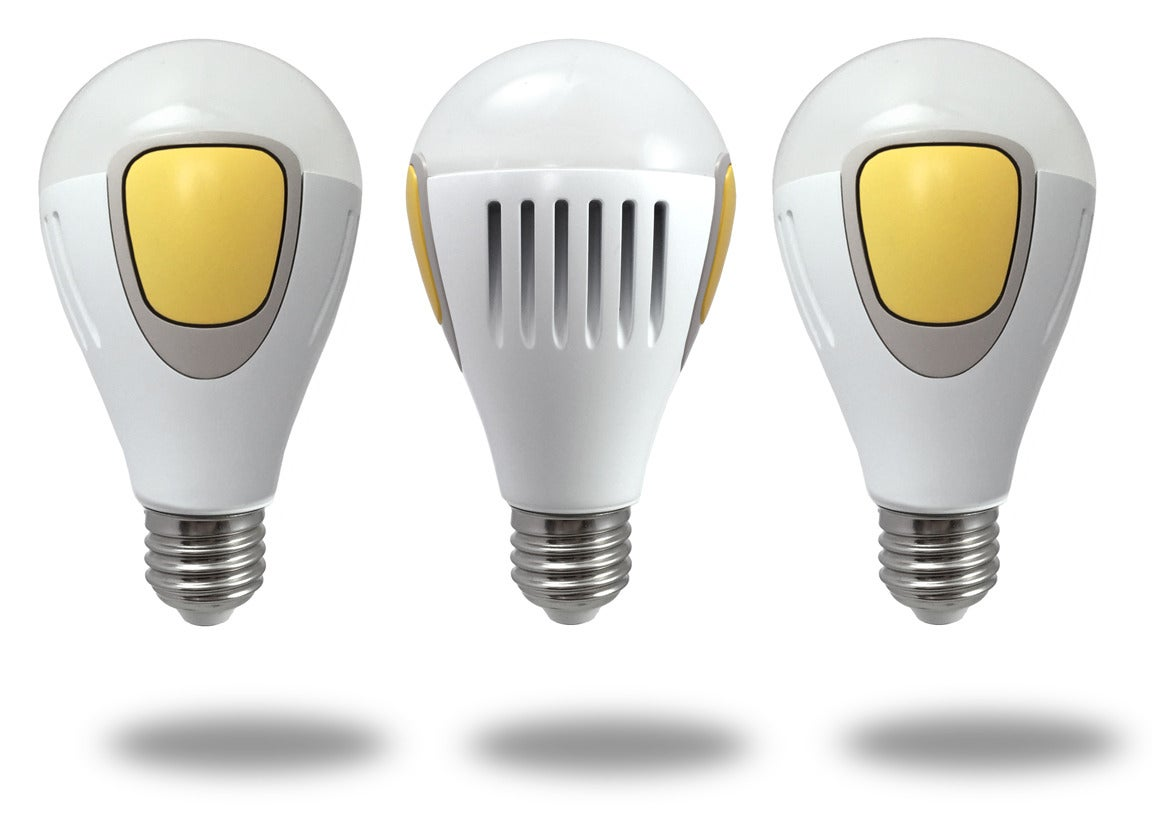 Beon burglar deterrent uses smart light bulbs to deter break ins Smart light bulbs