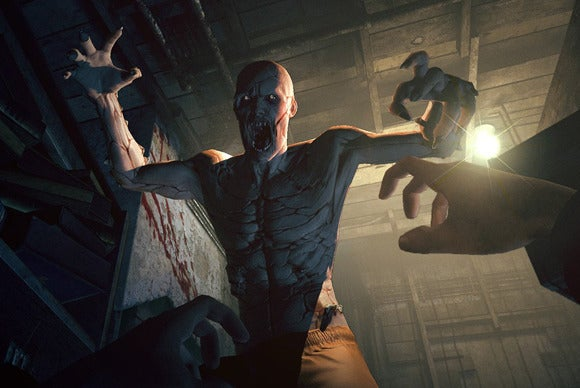 20 Terrifying Pc Horror Games To Play With The Lights Off