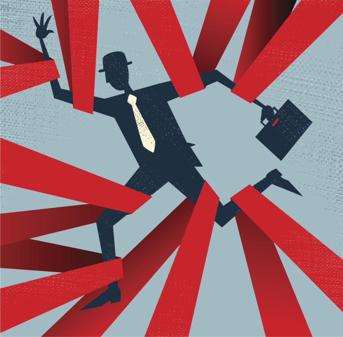business red tape thinkstock