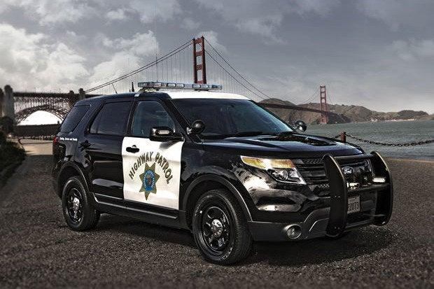 California Highway Patrol (public domain)